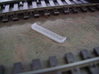 HO Pullman Parlor Car Luggage Racks Kit 3d printed Just one more unpainted HO luggage rack printed in FED plastic.