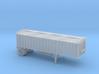 N-Scale CPS/Manac Pup Grain Trailer with Tarp 3d printed