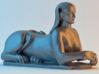 Egyptian Sphinx 3d printed