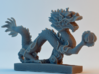 Chinese Dragon 3d printed