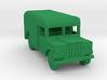 1/200 Scale M725 Jeep 1 25 Ton Ambulance 3d printed