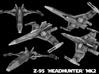 Z-95 Mk2 1-270 3d printed