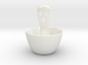 Ghost Bowl ø12cm 3d printed