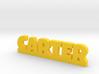 CARTER Lucky 3d printed