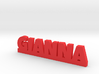 GIANNA Lucky 3d printed