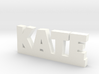 KATE Lucky 3d printed