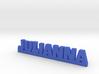 JULIANNA Lucky 3d printed