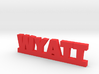 WYATT Lucky 3d printed