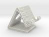 Mesh1 3d printed white