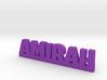 AMIRAH Lucky 3d printed