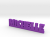 MICHELLE Lucky 3d printed