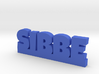 SIBBE Lucky 3d printed