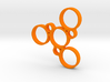 Holey Fidget Spinner 3d printed