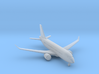 1/500 Bombardier CS100 3d printed