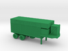 1/144 Scale M447 Trailer 3d printed