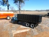 20ft Omaha Standard Grain Box 1/64th 3d printed Truck and frame not included