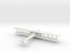 Morane-Saulnier Type T 3d printed 1:144 Morane-Saulnier Type T in WSF