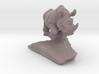 Rhino Gray 4'' Long 3d printed