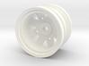 SRB Rear Wheel (with holes) Ranger Brat 3d printed