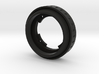 "Argus  ""The Brick"" lens adapter to Leica L39 3d printed"
