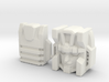 Thunderclash Head for Combiner Wars Optimus 3d printed
