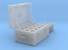 BACK FUTURE 1/8 EAGLEMOS PLUTONIUM BOX OPEN 3d printed
