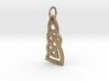 Celtic Knot Pendant 1 3d printed