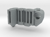 Jeep Grill Keychain. Check out the video! 3d printed