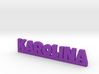 KAROLINA Lucky 3d printed