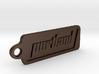 Portland, Oregon Keychain 3d printed