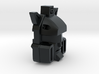 Rapid Fire Attacker's Face 3d printed