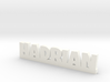 HADRIAN Lucky 3d printed