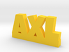 AXL Lucky 3d printed
