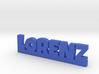 LORENZ Lucky 3d printed