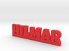 HILMAR Lucky 3d printed