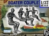 1-32 Recreation Boat Couple Set 1 3d printed