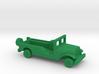 1/144 Scale M170 Jeep Ambulance 3d printed