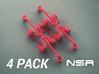 4x Pipguide NS 3d printed