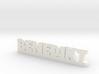 BENEDIKT Lucky 3d printed
