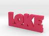LOKE Lucky 3d printed