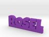 ROSEL Lucky 3d printed