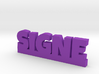 SIGNE Lucky 3d printed