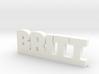 BRITT Lucky 3d printed