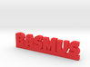 BASMUS Lucky 3d printed