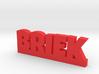 BRIEK Lucky 3d printed