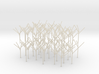 Architects Tree scale 1-200-1-250 x60. 3d printed