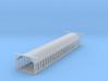 Airship hangar / Luftschiffhalle 1/2400 3d printed