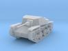 PV61C Type 5 Ho Ru SPG (1/87) 3d printed