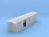 Postwagen Komplett 02-17 Mit Dach TTe 3d printed