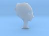 Pendentif Princess Alien 3d printed
